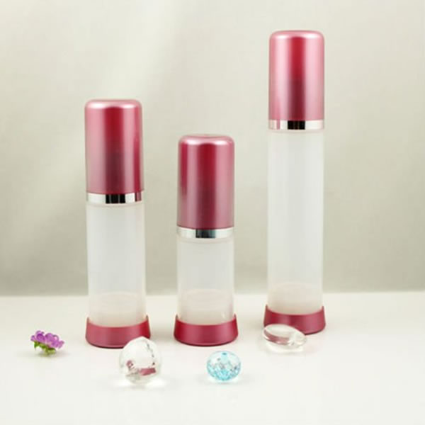 PP airless pump bottle--RE series