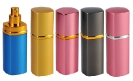Метални парфюмни флакони