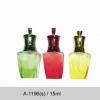 Малки стъклени парфюмни шишенца под 15 мл.